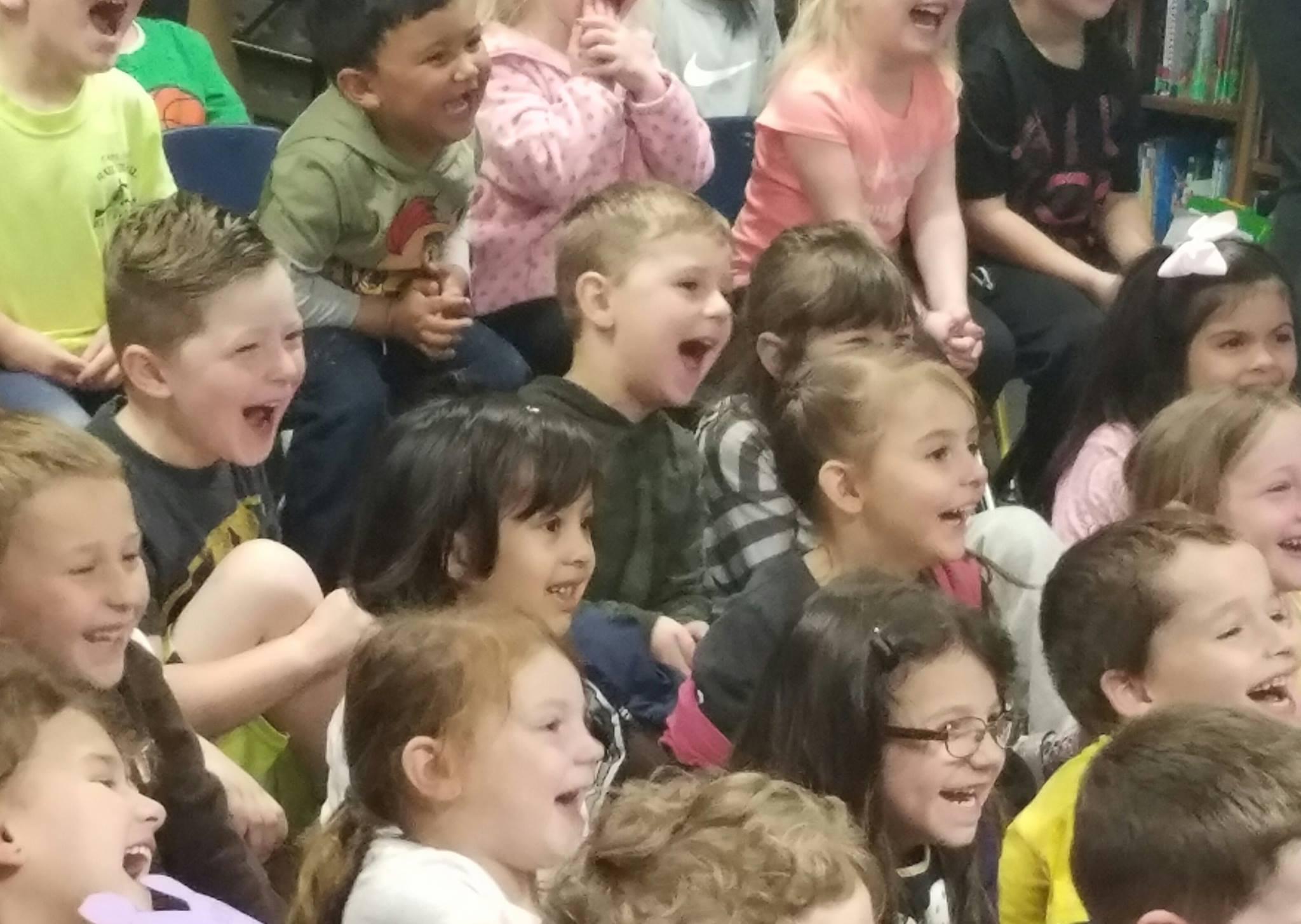 Nashua New Hampshire Kids Magic Shows